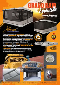 Grand Raid Evolution brochure