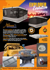 Explorer Evolution brochure